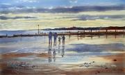Winter sun, Hornsea